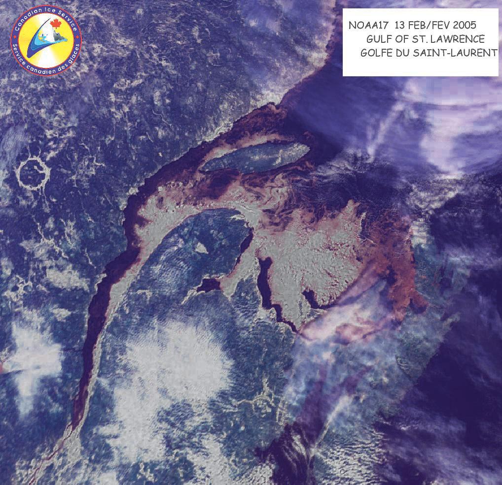 Image du Golfe du Saint-Laurent